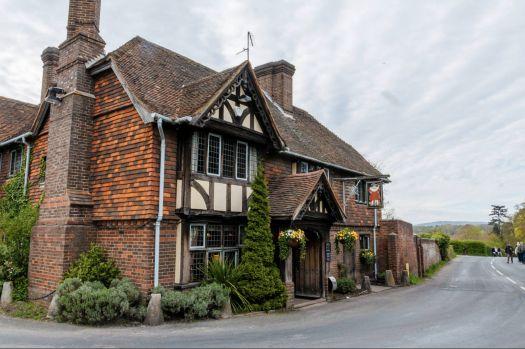 King Henry Vlll  Pub. Hever. UK.