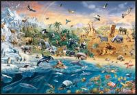 Our Wild World Jigsaw Puzzle