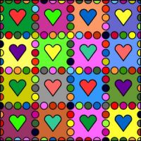 Buttons and Hearts