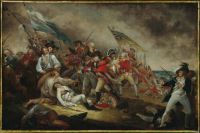 The Battle of Bunker Hill - 1775