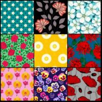Flower patterns 90