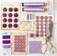 Violet Sewing Haberdashery