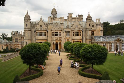 Harlaxton Manor, Lincolnshire.  Photo by Richard Croft