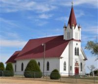 Swedish Luthern Church, Nebraska