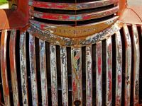 1942 Chevy Truck Grille