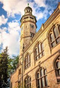 The City of Liberec - Czech Republic