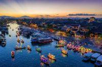 Lantern boats - Hoi An