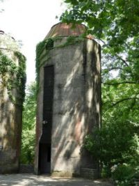 Silo at Bernheim Forest, KY