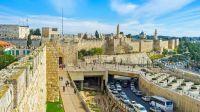 Jerusalem Citadel (Tower of David), Jerusalem. Israel.