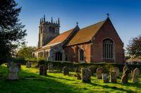 Lincolnshire BARDNEY St Lawrence