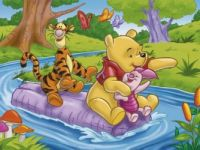 Pooh piglet n tigger