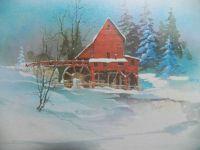 Winter Solitude, 63 pieces