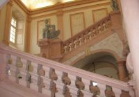Pink staircase, Melk