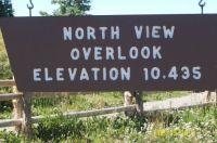Cedar Breaks Overlook, UT