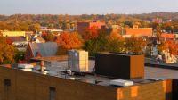 Autumn as seen from my windows, Huntington, WV