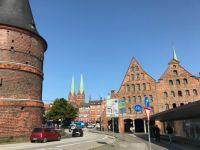 Holstentor, Lubeck