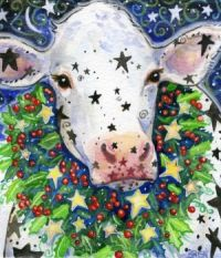 A Christmas Moo to You