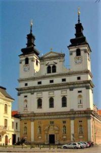 Cathedral of St. John the Baptist in Trnava - Slovakia