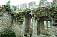 Ruins of Ludlow Castle, Ludlow, England