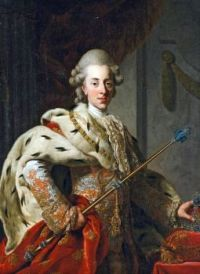 Christian VII (1772) - Alexander Roslin