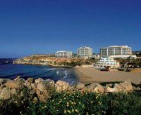 Golden Sands bay Malta