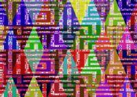 triangular maze