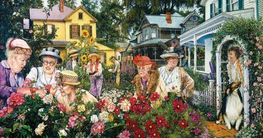Garden Club Ladies
