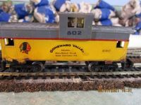 Ho Scale Club Cleaning Car