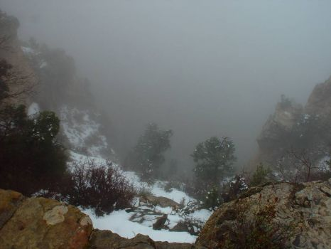 Winter in the Grand Canyon