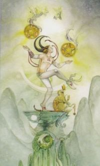 2-of-pentacles-shadowscapes-tarot