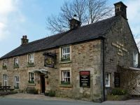 Longnor, Cheese house Inn - Peek District - England