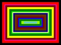 Concentric Rectangles 88
