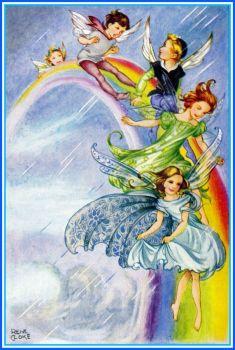 Rainbow Fairies (smaller size)