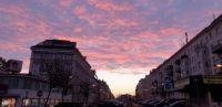 Morgenstimmung in Wien
