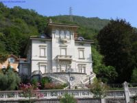 Villa, Lugano Lake