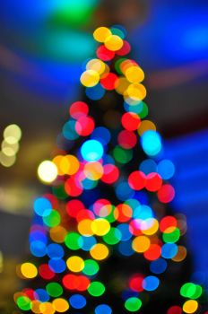 Christmas Tree Disco by jeyp on flickr