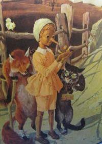 Pinocchio, Sergio Rizzato