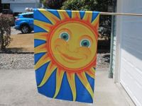 My Hot Weather Flag