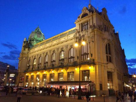 The Municipality House, Prague