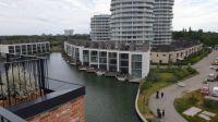 The new part of Copenhagen