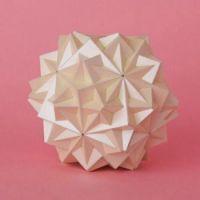 Compound of Ten Cubes (B Version)