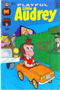Little Audrey: The Drive-In