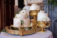 Prince Harry & Meghan's Wedding Cake