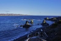 The Three Sisters, Bay Roberts, NL - October 26, 2012