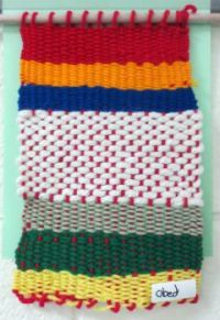 Obed's weaving