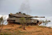 Tank Merkava 4