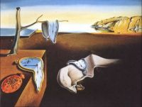 Salvador Dali. The Persistence of Memory