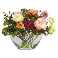 artificial-mixed-peony-wglass-vase-silk-flower-arrangement-