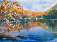 Adirondack_Fall by Nari Mistry