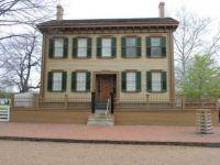 Abraham Lincoln's Home.  Springfield, Il